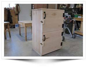 houten-rookoven