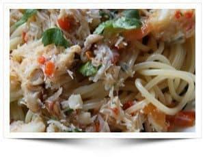 spaghetti-met-gerookte-makreel