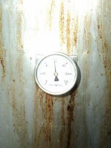 Ben het drogen en garen van de vis op 40 graden begonnen voor 1 kwartier. En heb de oven daarna langzaam naar de 60 graden laten gaan!