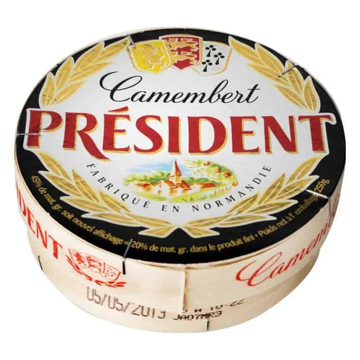 camembert roken